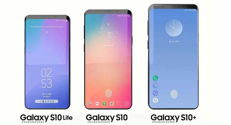 galaxy s10 models
